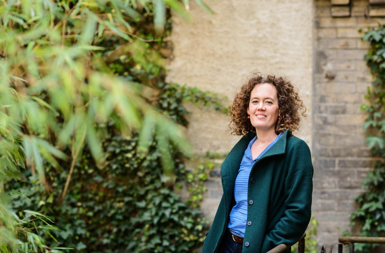 Miriam Landsberg Portrait für über mich